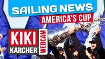 Analyse de la Victoire de Oracle sur la 34ème Coupe de l'America !!!  | Kiki Karcher's Webcam