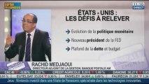 Le budget américain, un enjeu politique : Rachid Medjaoui  dans Intégrale Placements - 26/09