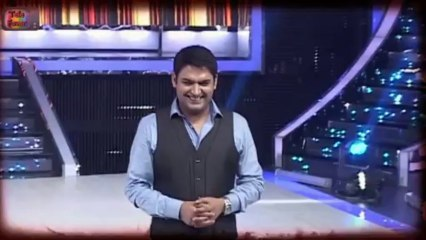 Saloni Daini and Sonu Niigam in Comedy Nights with Kapil!