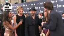 ACM Awards 2011- Sugarland and Savannah Berry Red Carpet Interview
