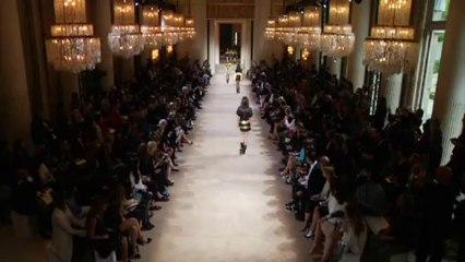 Emanuel Ungaro SS 2014 Fashion Show