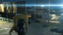 Metal Gear Solid V : The Phantom Pain - Démo de Gameplay : Mission Ground Zeroes