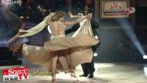 Dans yarışmasına iç çamaşırsız katılınca…