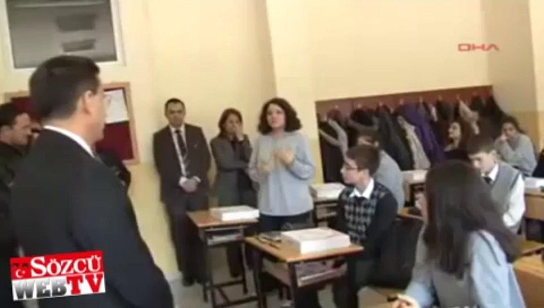 Öğrenciden tokat gibi Atatürk cevabı
