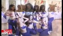 Efes kızlarından görsel şov