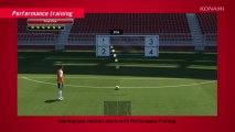 PES 2014 - Trailer mode entrainement