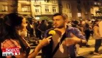 """Sözcü WebTV kamerasından """"Direniş"""""""
