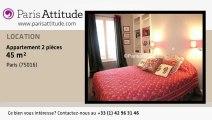 Appartement 1 Chambre à louer - Porte Maillot/Palais des Congrès, Paris - Ref. 3855