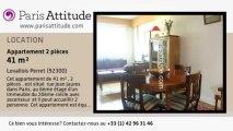 Appartement 1 Chambre à louer - Levallois Perret, Levallois Perret - Ref. 5923