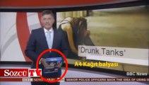 İngiliz spikerden inanılmaz hata!