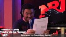 cauet music awards - Jérémy - C'Cauet sur NRJ