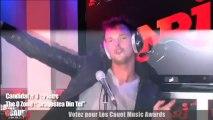 Cauet music awards - Pietre - C'Cauet sur NRJ