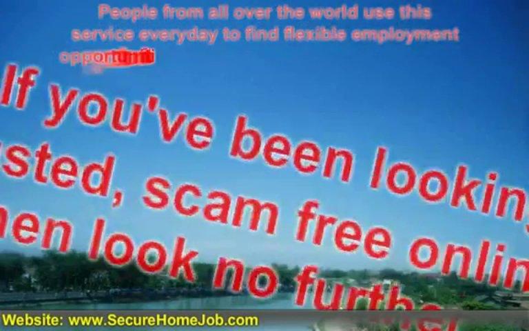 Legitimate Work at Home Jobs – Over 2,000 Legit Online Jobs and Telecommute Jobs