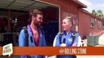 Miley Cyrus Jumps Out Of A Plane and SkyDives | DAILY REHASH | Ora TV