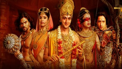Mahabharat  [Full Episode] - 16th September 2013  Episode 1