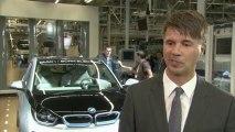 BMW i3 Produktion - Harald Krüger, Vorstandsmitglied der BMW AG