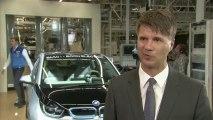 BMW i3 Production - Harald Krüger, Board Member BMW AG