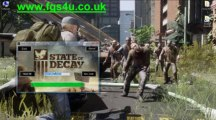 (Working) State of Decay Keygen, Crack, Patch, Serial by Skidrow, 100%