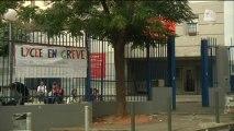 Grève au lycée Saint-Charles (Marseille)