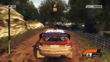 Gameplay Video #3 de WRC 4