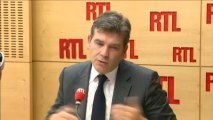 Montebourg soutient la politique de Valls sur les Roms