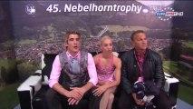 Nebelhorn Trophy 2013 Stacey KEMP / David KING SP