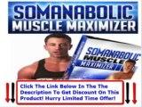 Maximizador De Musculos Somanabolic   Maximizador De Músculos Somanabólico