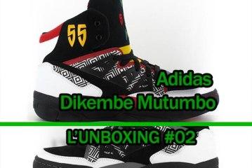 L'unboxing #2    Adidas Dikembe Mutumbo