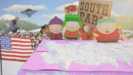 South Park intro en 3D