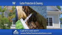 Bergen County Window Replacement   Essex County Gutter Protection Call 973-335-6377