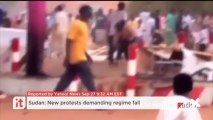 Sudan: New Protests Demanding Regime Fall