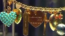 Elizabeth Taylor's jewels up for auction