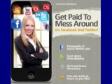 The Best Social Media Jobs-Best Legit Online Jobs From Home+[GET]Paid Social Media Jobs