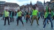 "Flashmob ""Stras en forme"""