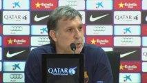 Martino: ''De poco sirve hacer 7 de 7 si al final no ganamos la Liga''