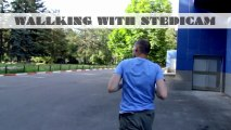 Walking with stedicam