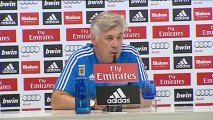 Ancelotti claims Real Madrid needs time to improve