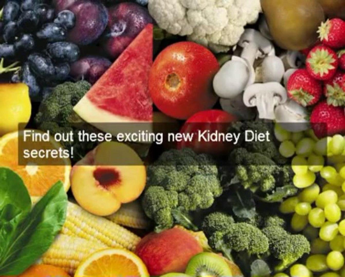 Best kidney diets for humans - kidney diet secrets gives healthy diet plan - kidney diets for humans