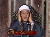تلاوة نادرة للشيخ ابو العينين شعيشع ما تيسر من سورة الاسراء من عام 1979