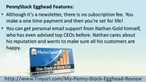 penny stock egghead nathan gold - video dailymotion