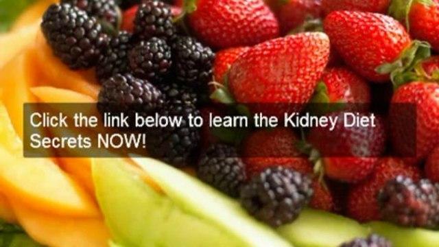 Awesome chronic kidney disease diet! Kidney diet secrets chronic kidney disease diet helps sufferers