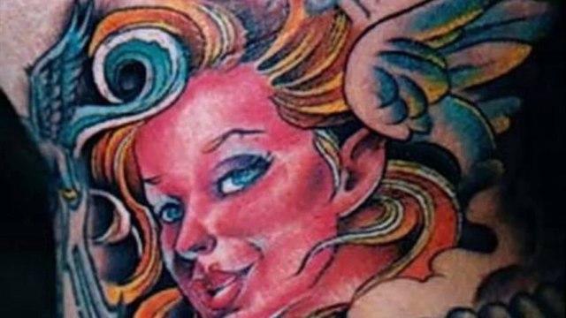 miami ink tattoo designs of angels