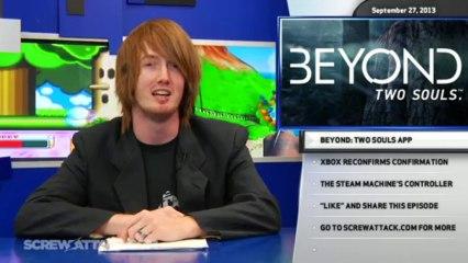 Hard News 09/27/13 - Beyond: Two Souls, Xbox, Steam controller - Hard News