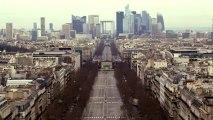 Court metrage en mode 28 JOURS PLUS TARD à Paris!