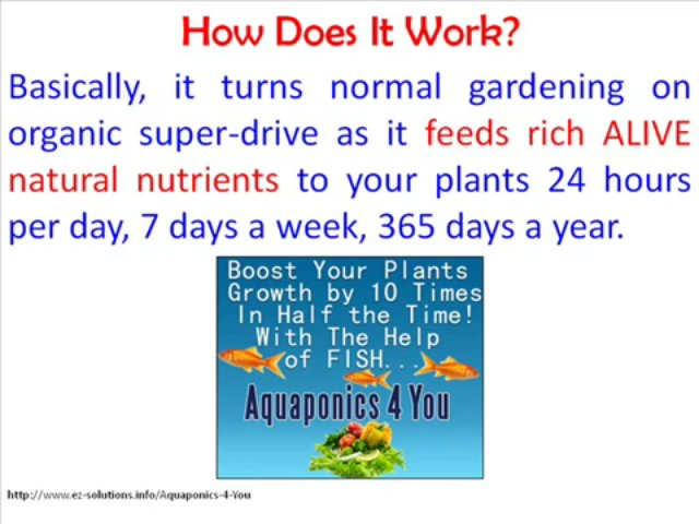 Aquaponics 4 You Review – Turn Normal Gardening On Organic Super-drive