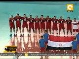 منتخب مصر للكرة الطائرة يتوج بالبطولة الإفريقية في تونس على حساب المغرب