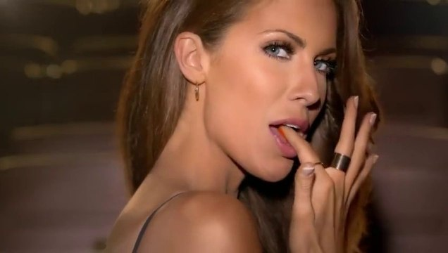 Katherine Webb Sexy Tv Commercial for Carl's Jr. Buffalo Blue Cheese Burger!! NFL