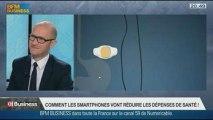 Chroniques et Coup de pouce à une start-up : Buzcard.fr, dans 01Business – 28/09 4/4