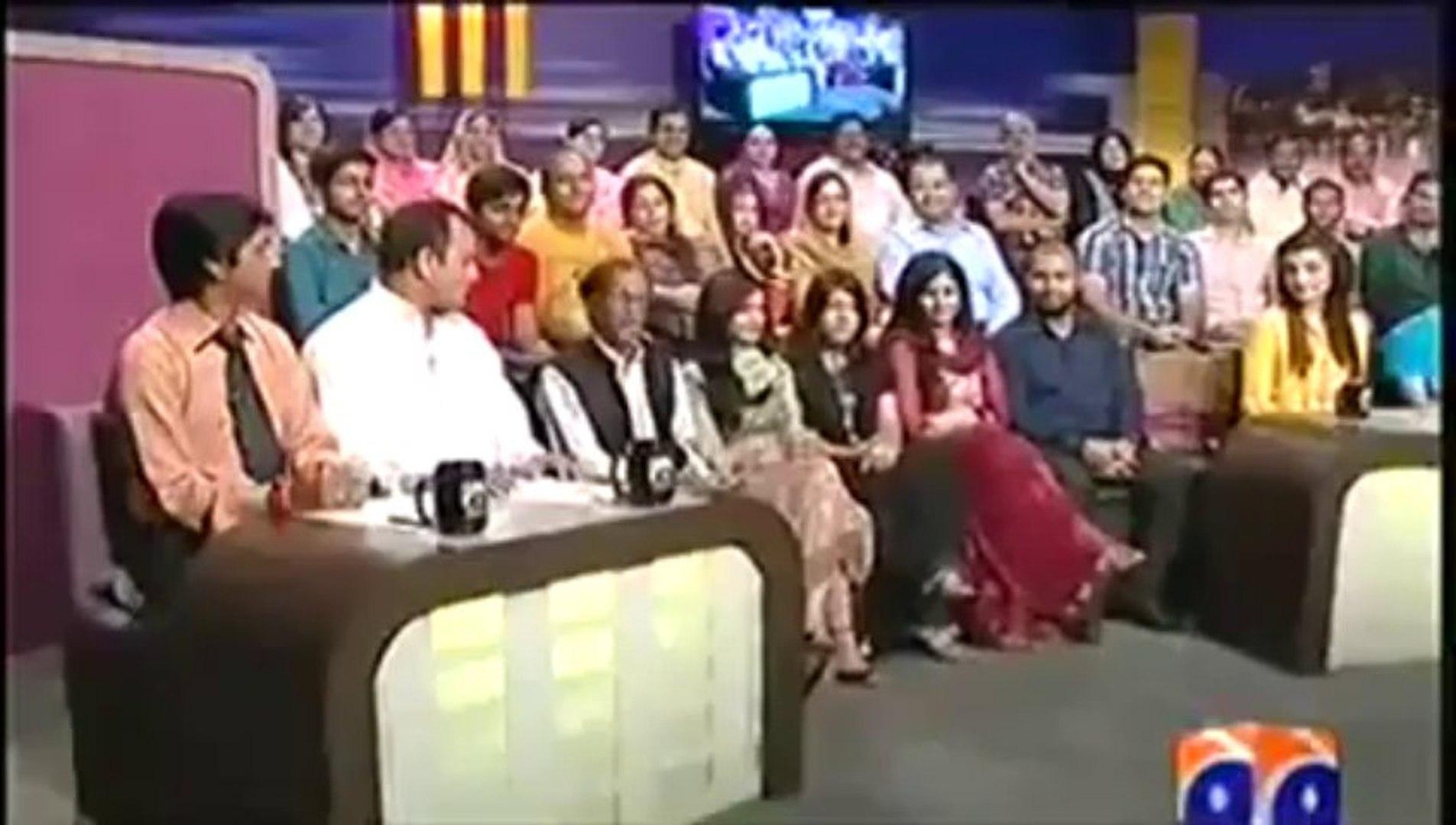Khabar Naak - 28th September  2013 ( 28-09-2013 ) Full Comedy Show on Geo News
