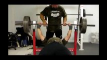 Godzilla Chest Workout Critical Bench | Tips For The 225 Bench Press Reps Test
